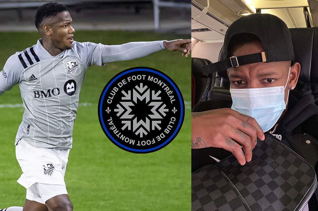 After three months on vacation, Romell Quioto traveled to Canada to join Montreal of the MLS-Ten