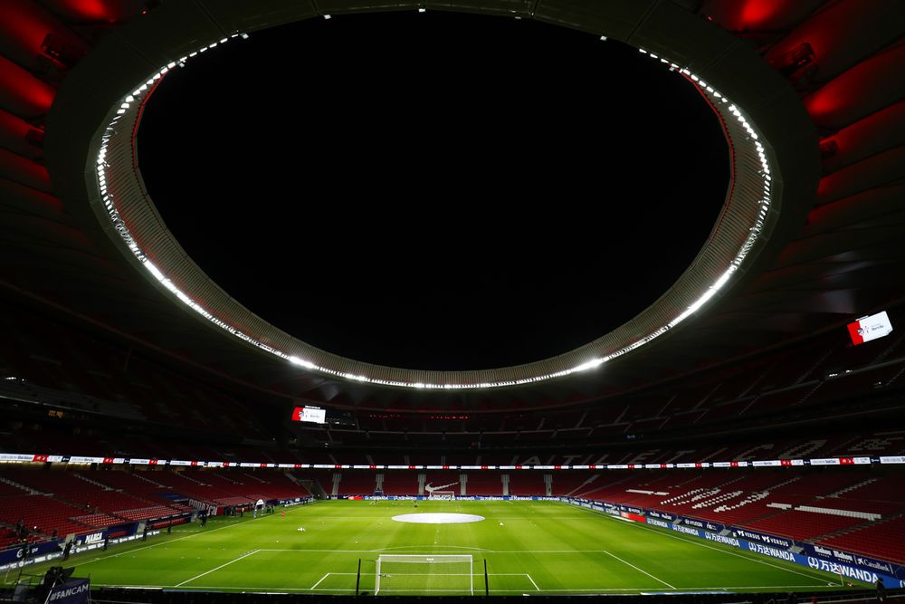 Atletico-Chelsea will play from the UEFA Champions League in Bucharest    Sports