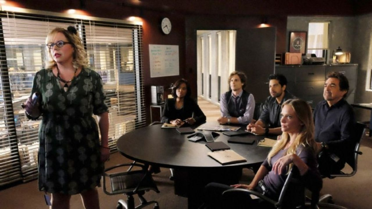 Criminal Minds has become the most watched series on live broadcasts