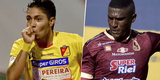 Deportivo Pereira vs.  Post Tolima LIVE AND LIVE on Betplay League Schedule |  Via Win Sports and Win Sports +
