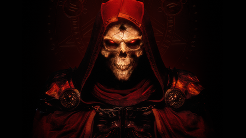 Diablo II The classic crusade, BlizzCon's biggest landmark, has been revived and burned