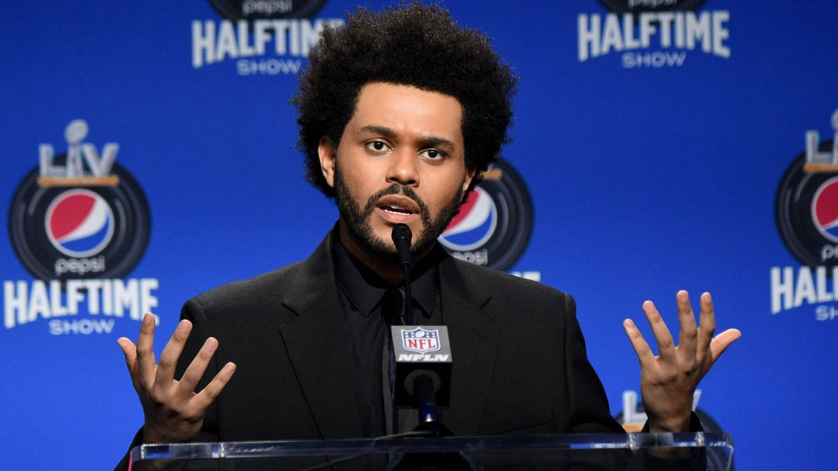 Halftime Show Super Bowl 2021: Timetables, TV, and Where to Watch The Weeknd Today Live
