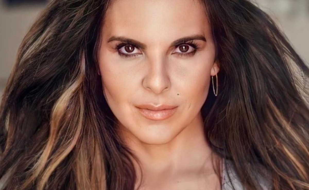 In trouble, the United States will summon Kate Del Castillo, they say