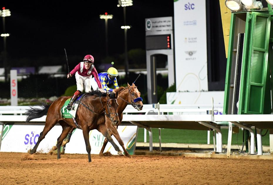 Irish Musharraf wins the Saudi Cup  Sports