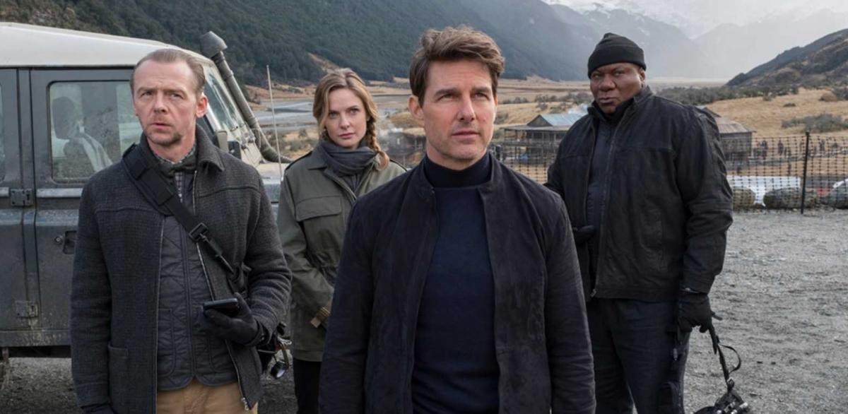 Mission Impossible 7 will resume shooting in the UK as announced by Simon Pegg