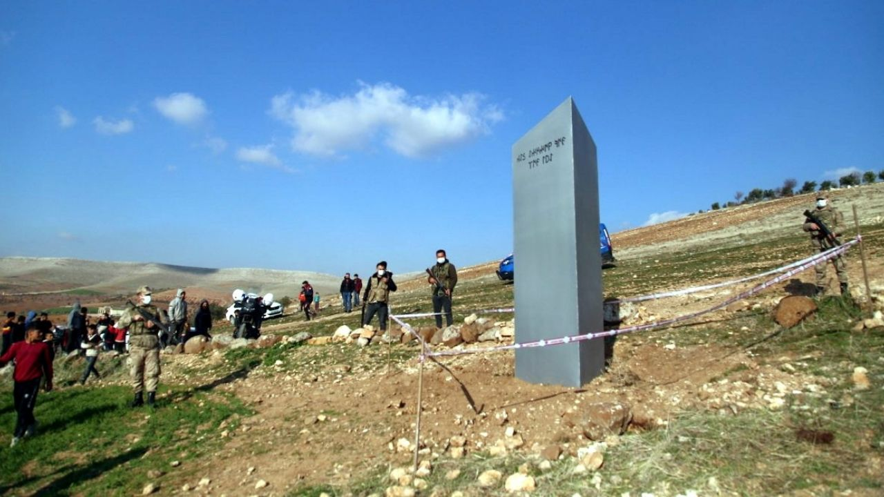 Mystery: they find a new monolith in front of the world's oldest temple