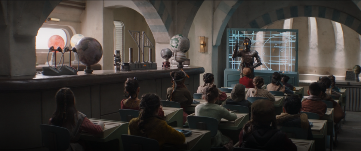 """New York High School teaches real science using Star Wars as an """"excuse"""""""