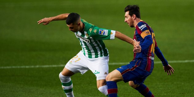 Schedule and TV for Betis-Barcelona from the Santander League
