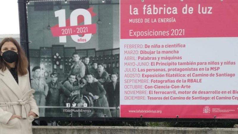 Science, heritage and lands are thematic axes of the Energy Museum's exhibition program for 2021