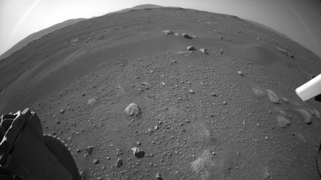 Sound: The first sounds ever recorded were released on Mars