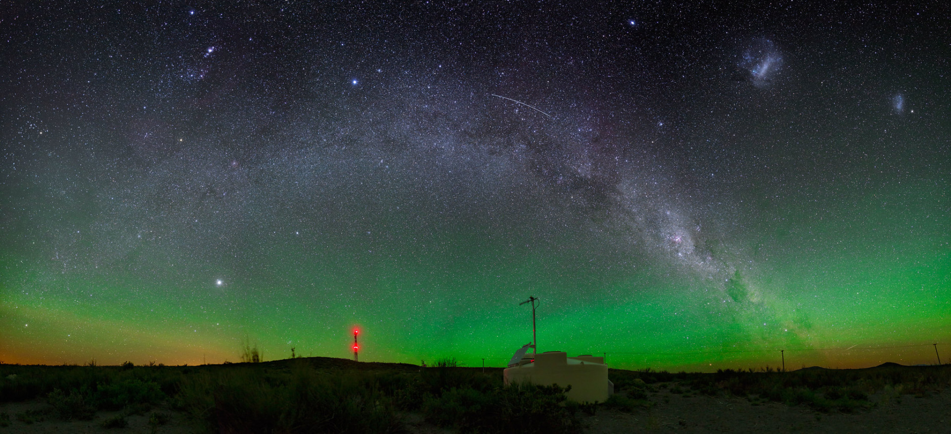 The Pierre Auger Observatory is publishing data on cosmic rays for use in science and education