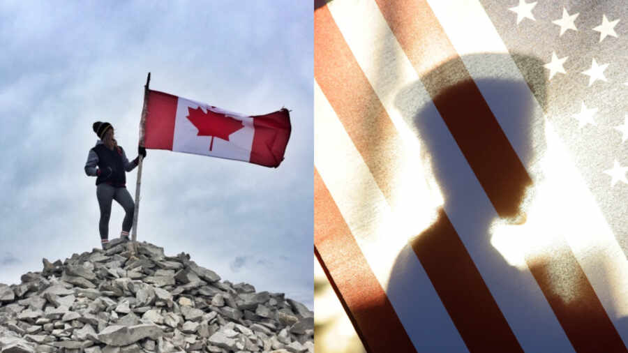 These are the 10 most prominent differences between the United States and Canada