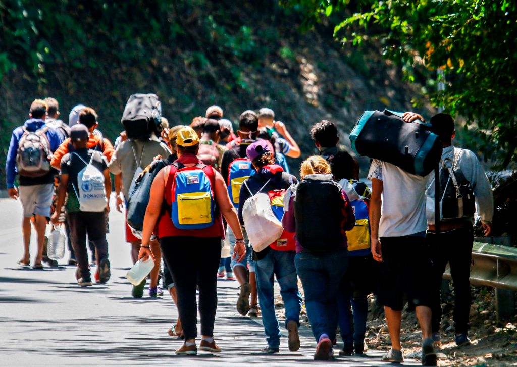 Colombia creates a temporary protection law for Venezuelans