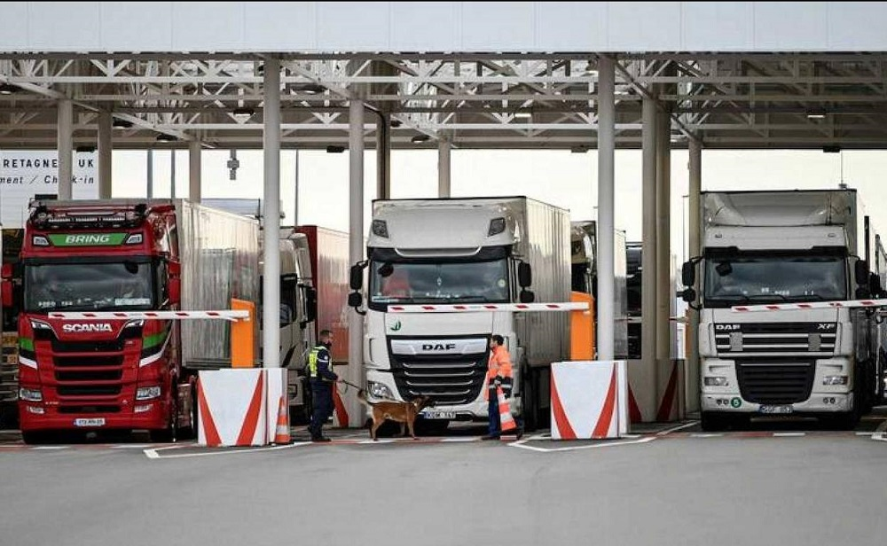 UK cross-border traffic is back to normal after Brexit – comment
