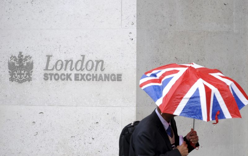 UK indices closed lower;  Investing.com UK 100 is down 0.13%, by Investing.com