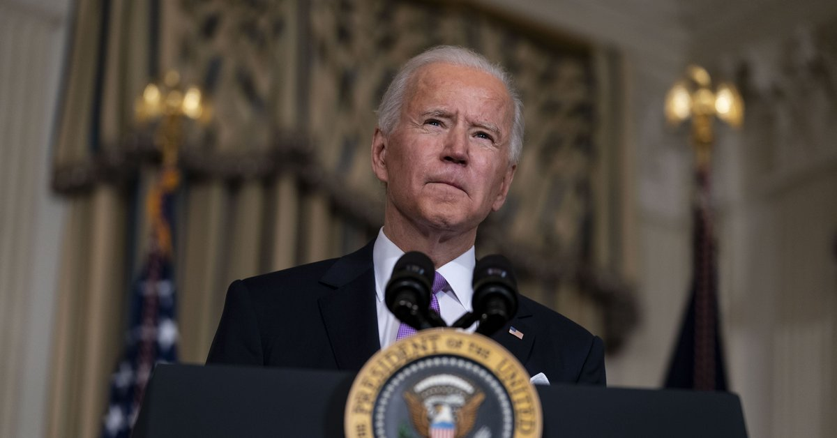 "Joe Biden stressed that the United States is ready to ""reform and revitalize"" the association with the European Union"