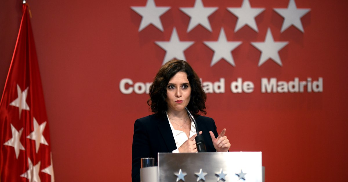 Isabel Díaz Ayuso, President of the Community of Madrid has resigned: There will be early elections