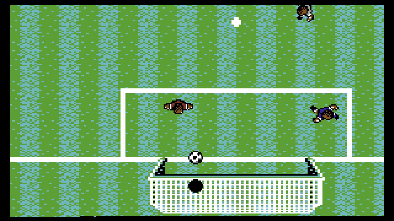 If you also hate modern soccer in games, you can purchase Intro to Sensible Soccer on Steam