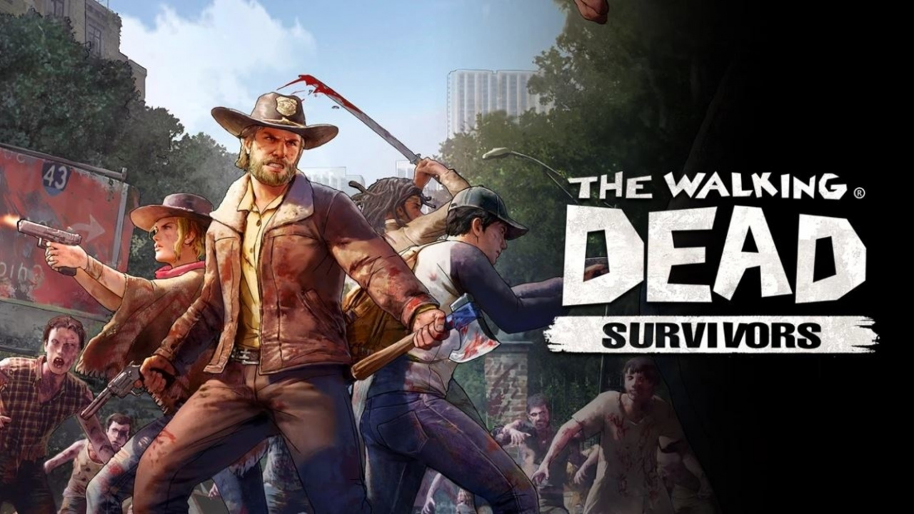 Strategy and survival in the new The Walking Dead, coming to mobile this summer