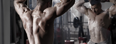 How to have a V-Back in the gym