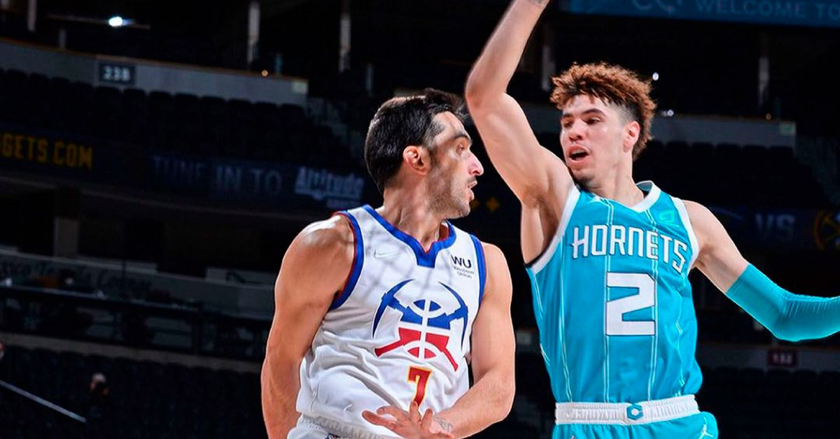 Crossing over with a Lamilo ball and his three best NBA moments: 7 phrases by Facundo Campazzo