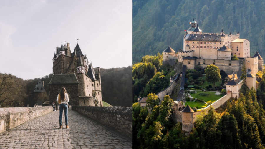 The 10 Most Incredible Castles in Europe