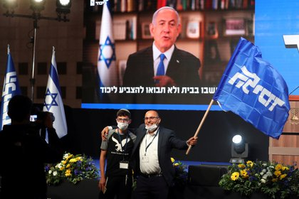 The Likud party led by Prime Minister Benjamin Netanyahu won the elections in Israel, but it needs support from other sectors to form a government (Reuters / Ammar Awad)