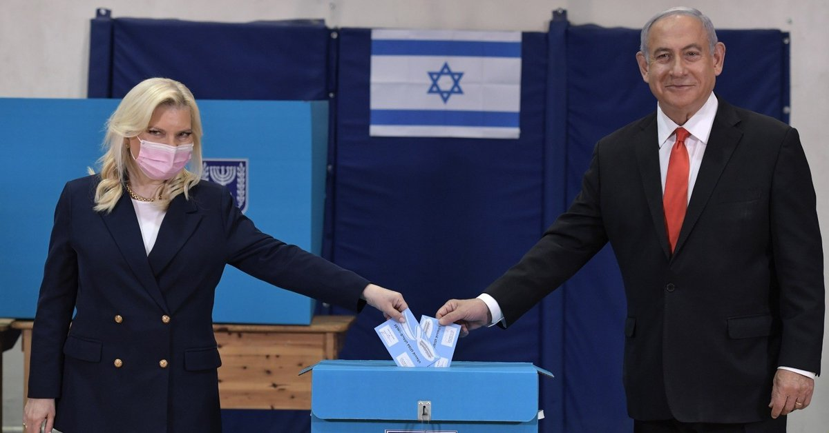 Elections in Israel: The first polls indicate that Benjamin Netanyahu's party will not reach a majority to form a government
