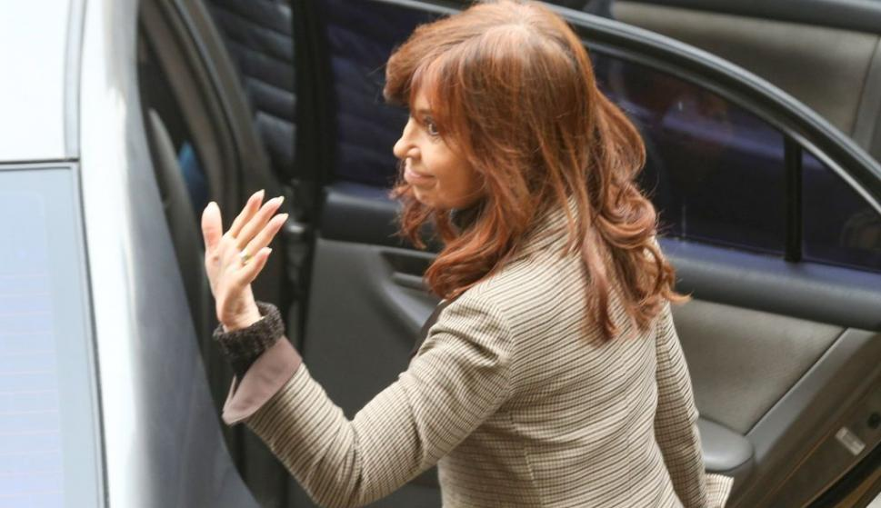 """Christina Kirchner appeals to a """"small gesture"""" from the United States to agree with the International Monetary Fund – 03/25/2021"""