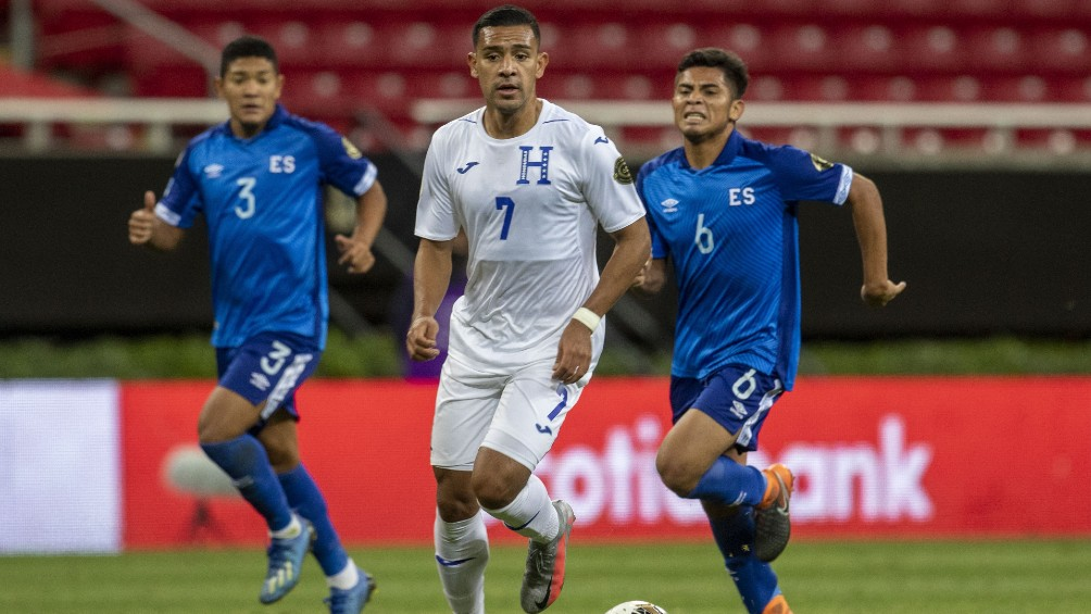 El Salvador, Honduras, or Canada are potential competitors for the Olympic pass