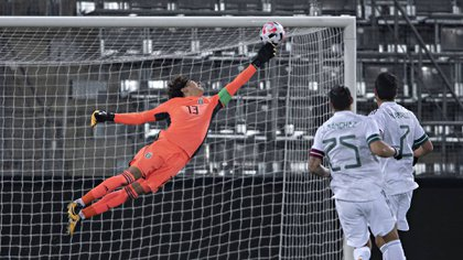 Memo Ochoa brings together 110 matches for the Mexican national team, without counting the lower categories (Photo: Twitter / @ miseleccionmxEN)
