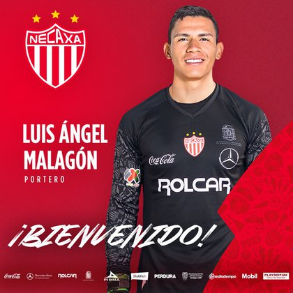 Luis Malagon arrived at Rayos del Necaxa to acquire ownership in the club (Image: Twitter / ClubNecaxa)