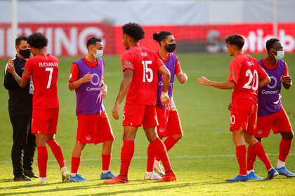 Canada scored a victory and two draws in the group stage (Photo: Francisco Guasco / EFE)