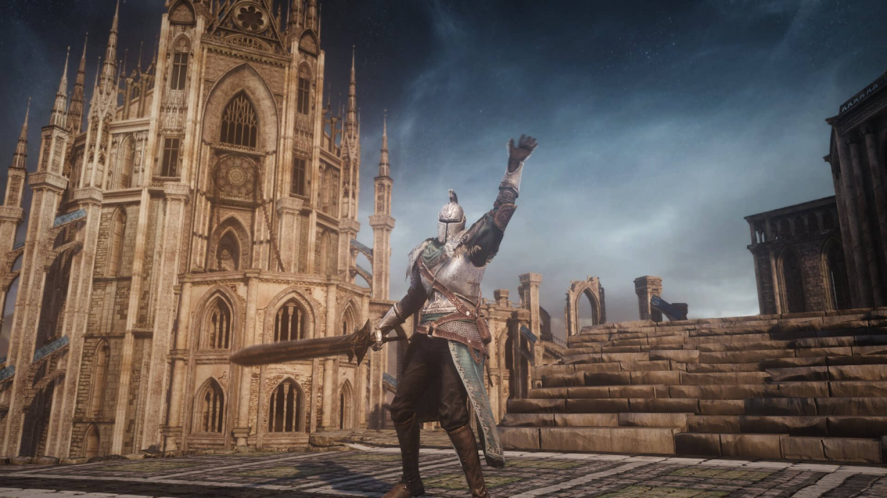 Dark Souls 2 looks and lighting even better with this new visuals PC