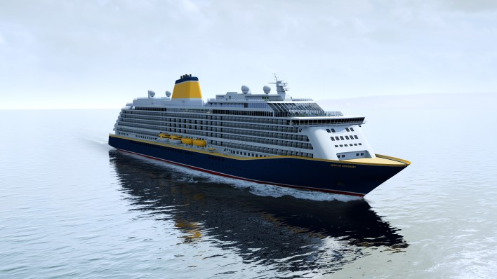 Saga Cruises presents its itineraries to the UK from 27th June