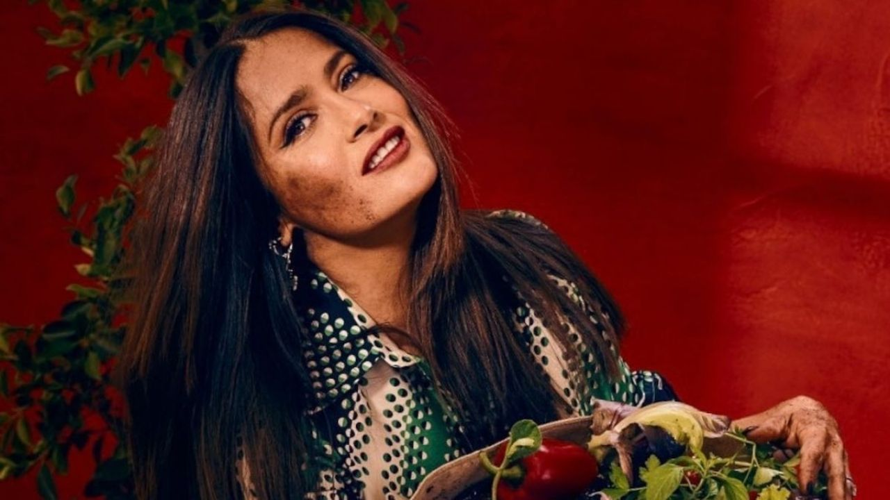 54 Years And A Perfect Personality: Salma Hayek explains why she is one of the most beautiful women