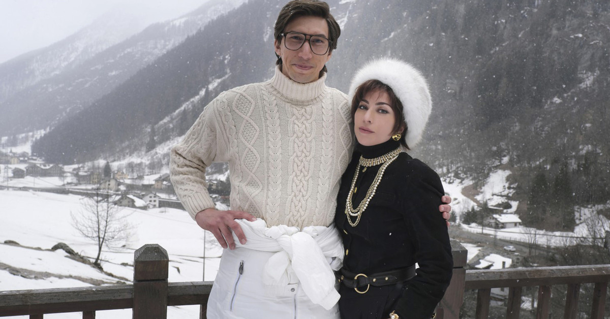 All you need to know about Lady Gaga and Adam Driver as Mr. and Mrs. Gucci