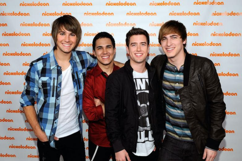 Big Time Rush is coming to Netflix … from the US