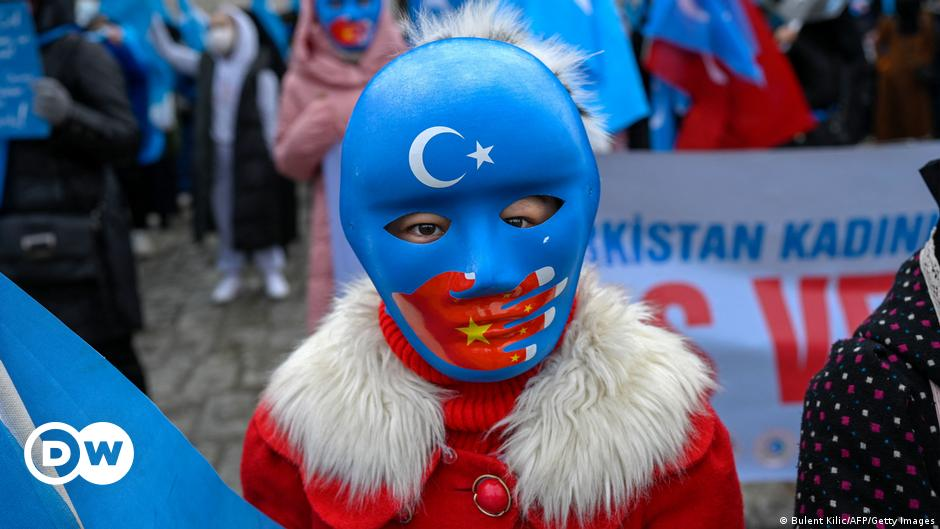 China imposes sanctions on individuals and entities in the United States and Canada in response to Uighur global criticism    DW