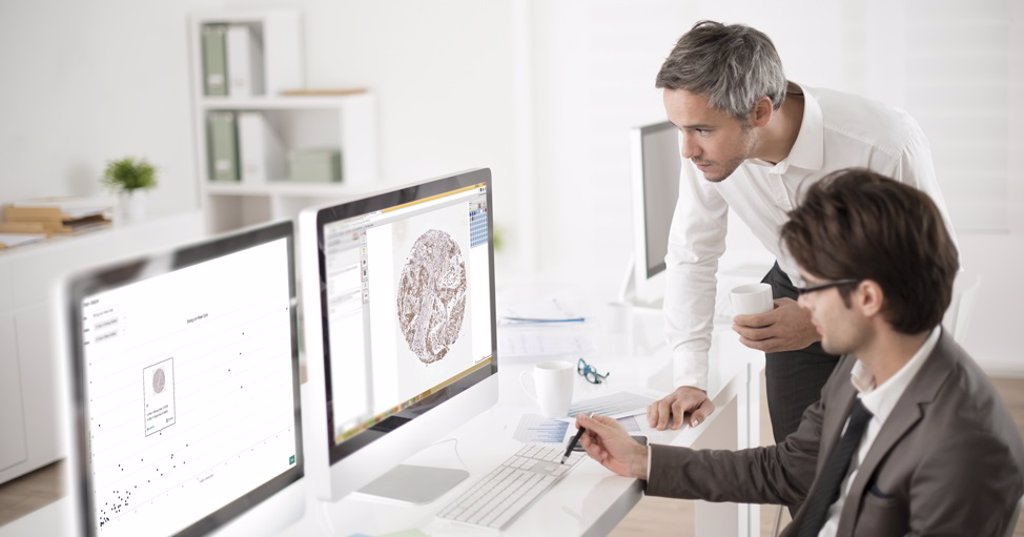"""Diagnostic imaging, one of the areas of medicine in which the use of artificial intelligence and """"big data"""" is most advanced"""