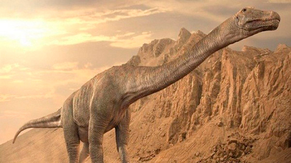 Discover the oldest titanosaur in Patagonia