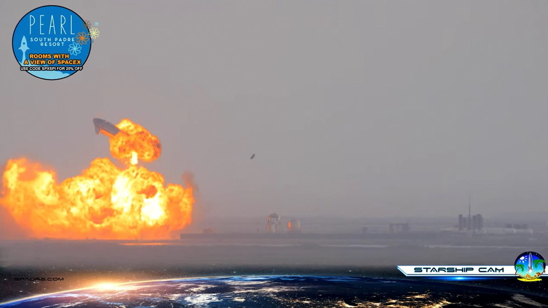 Elon Musk reveals the possible cause of the SpaceX Starship rocket explosion