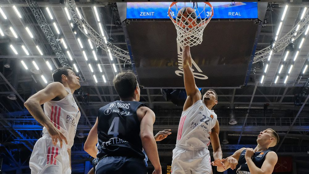 Euroleague: Tavares saves Real Madrid from the cold |  Sports