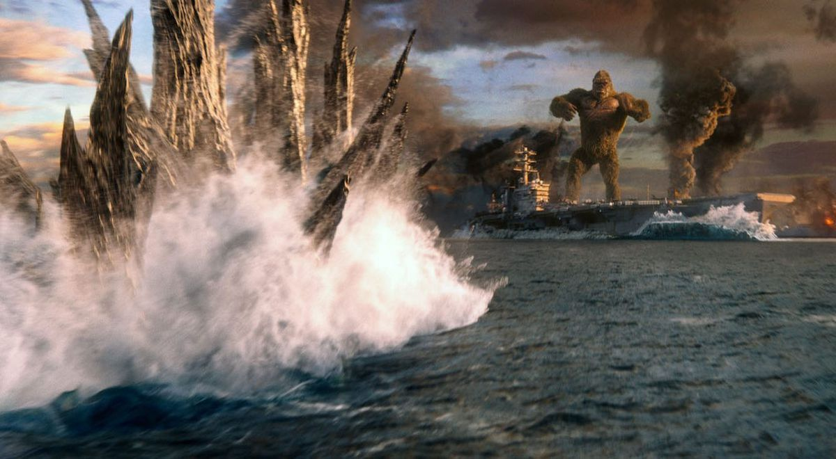 How and where to watch Godzilla vs Kong in Mexico without subscribing to HBO Max?