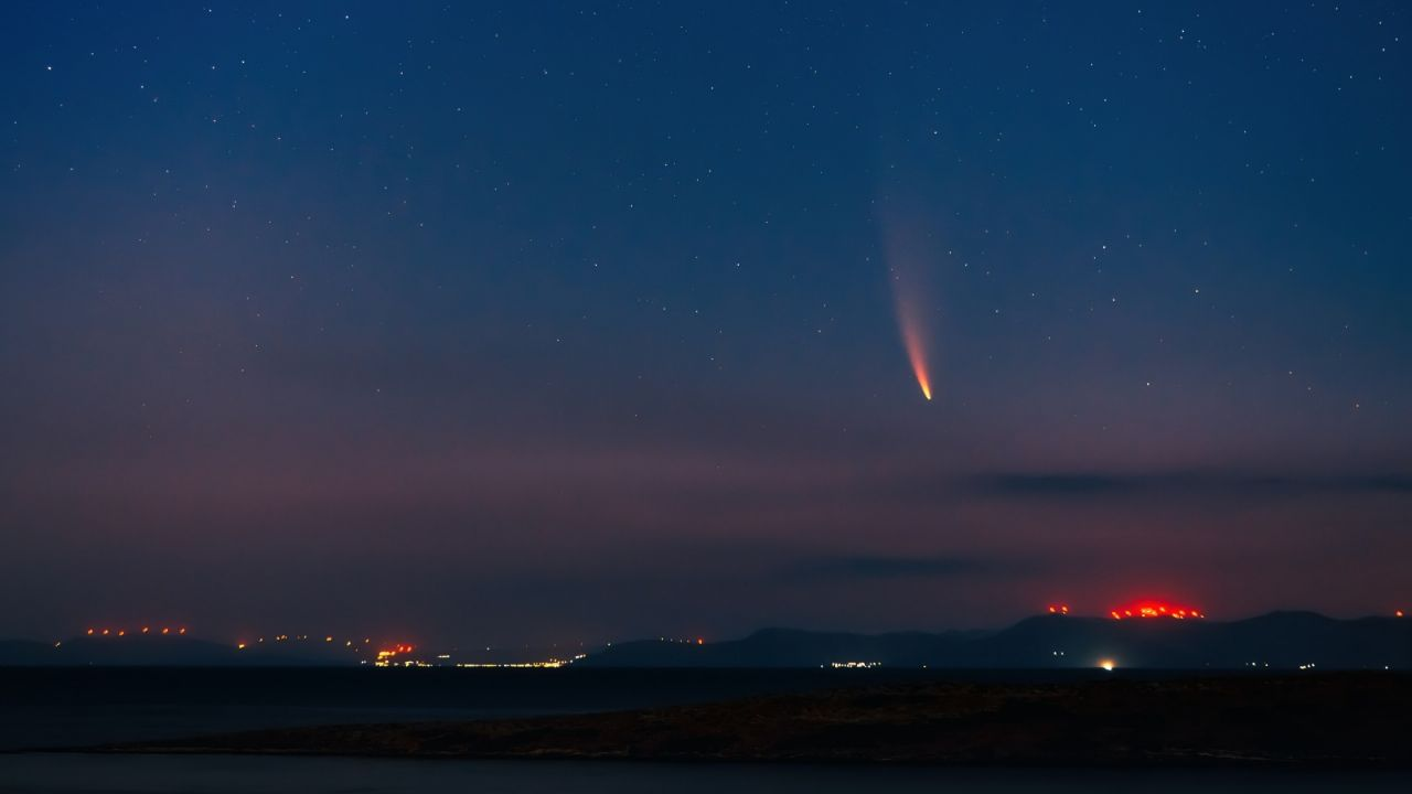 Is the end near?  Strange METEOR flies across the UK and causes an explosion that can be heard as far as France