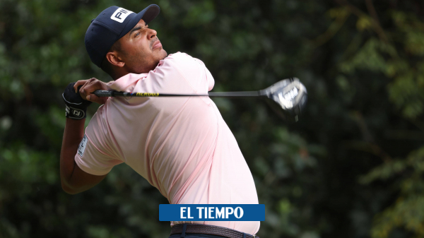 Juan Sebastian Muñoz: performance in the first round of Arnold Palmer call – other sports – sport