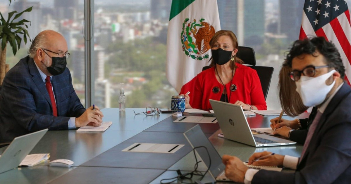 Mexico and the United States seek to strengthen relations in the agricultural sector