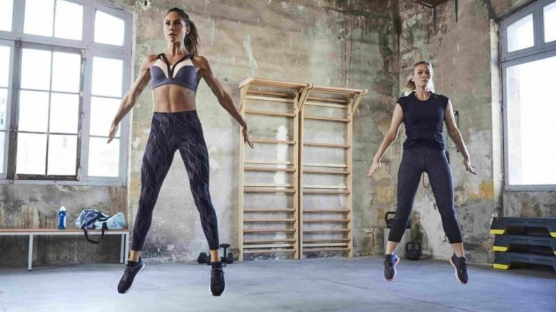 Ten tips for exercising from the age of 35