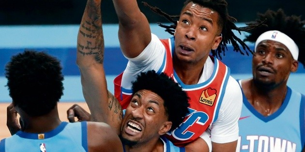 NBA: The missiles are still in free fall