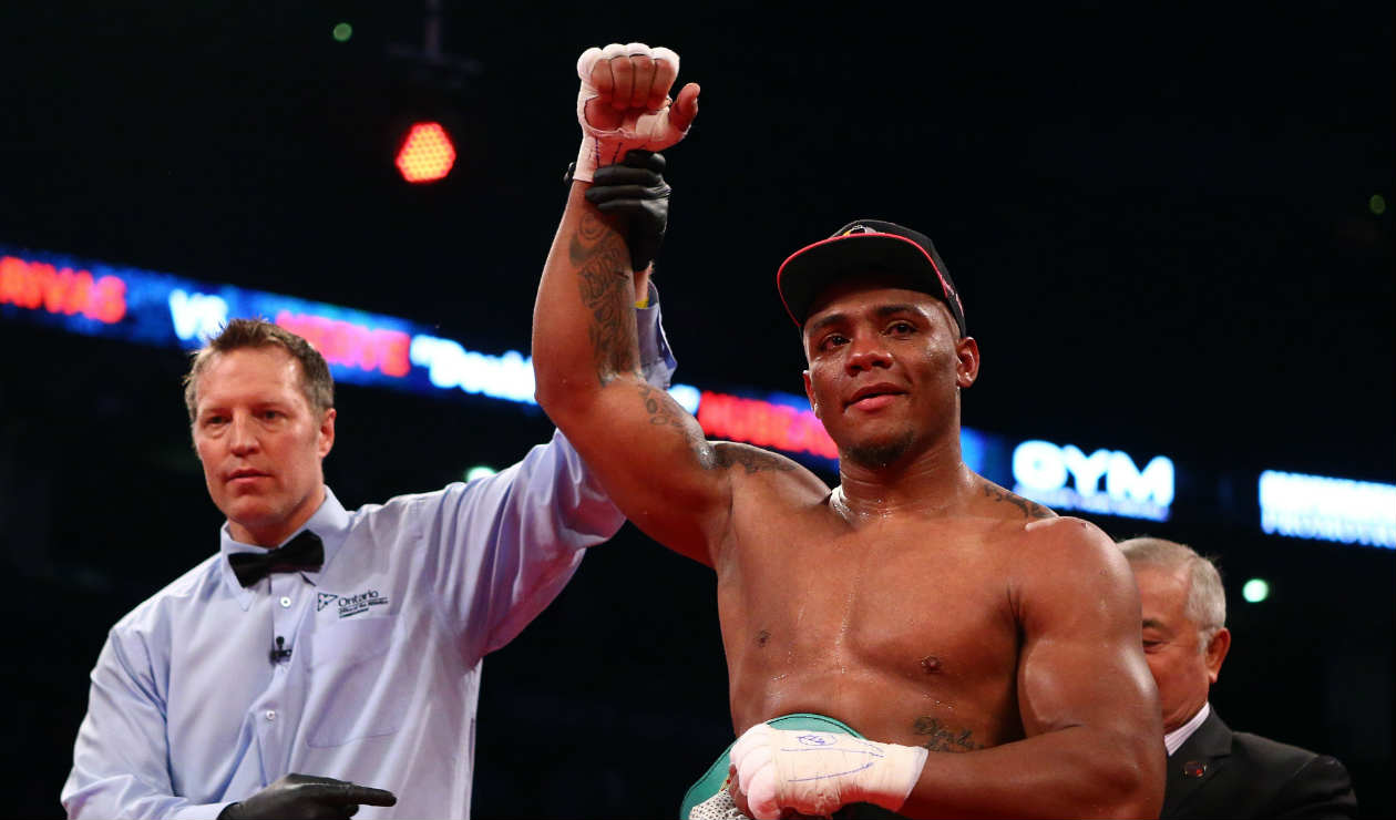 Oscar Rivas Bryant Jennings will fight for the world boxing title